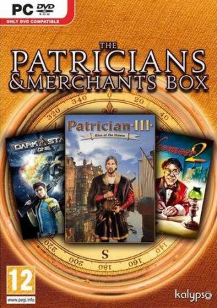 Patricians and Merchants - wersja cyfrowa
