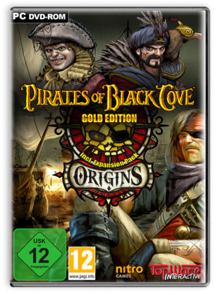 Pirates of Black Cove - wersja cyfrowa