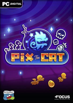 Pix the Cat - wersja cyfrowa