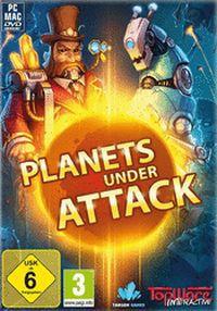 Planets under Attack - wersja cyfrowa