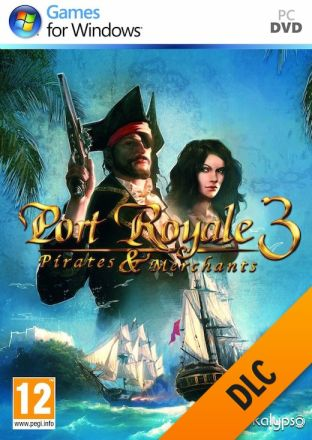 Port Royale 3: Dawn of Pirates - DLC