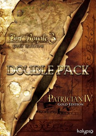 Port Royale 3 Gold + Patrician IV Gold - Double Pack - wersja cyfrowa