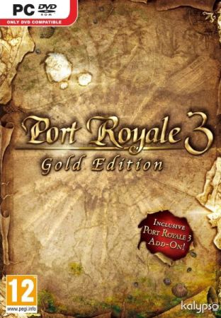 Port Royale 3: Gold Edition - wersja cyfrowa