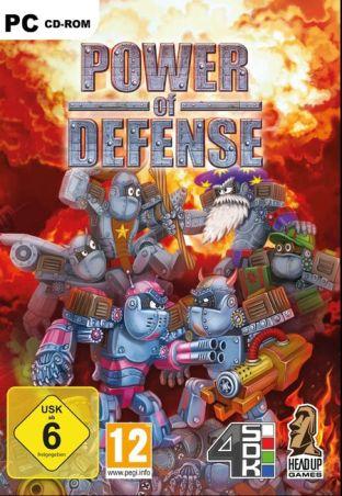 Power of Defense - wersja cyfrowa