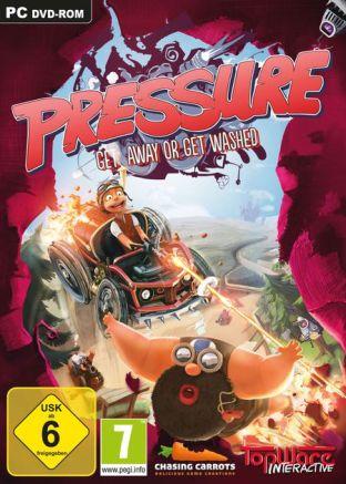 Pressure - wersja cyfrowa