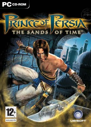 Prince of Persia: Piaski Czasu - wersja cyfrowa