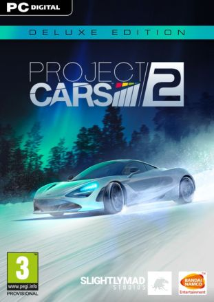 Project CARS 2 - Deluxe Edition - wersja cyfrowa