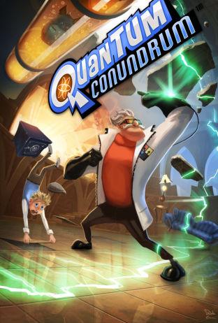 Quantum Conundrum: The Desmond Debacle – DLC