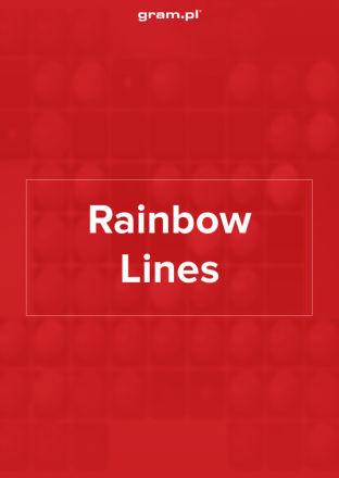 Rainbow Lines - wersja cyfrowa