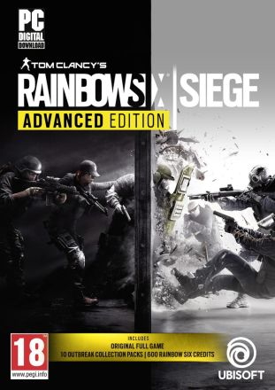 Tom Clancy's Rainbow Six Siege Advanced Edition - wersja cyfrowa