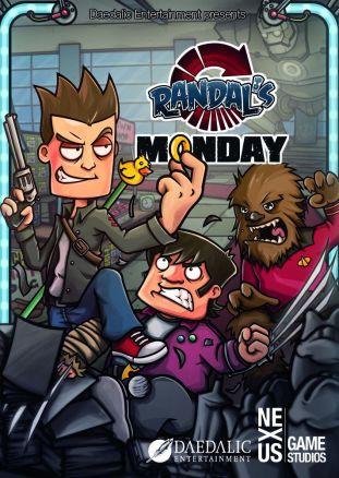 Randal's Monday - wersja cyfrowa