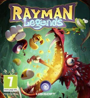 Rayman Legends - wersja cyfrowa