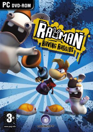 Rayman: Raving Rabbids - wersja cyfrowa