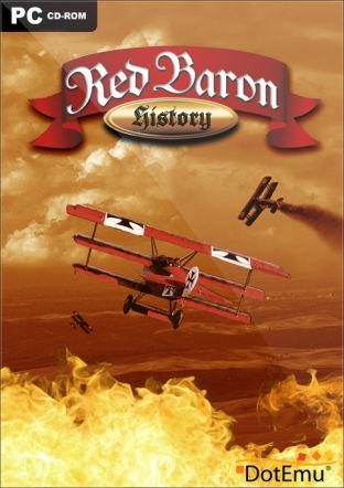 Red Baron History - wersja cyfrowa