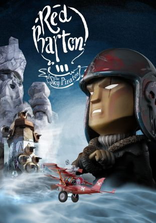 Red Barton and the Sky Pirates (PC/MAC/LX) - wersja cyfrowa
