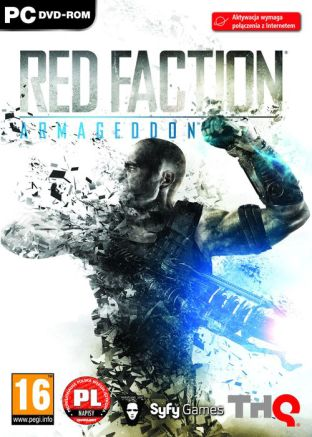 Red Faction: Armageddon - wersja cyfrowa