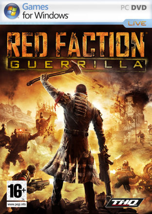 Red Faction: Guerrilla - wersja cyfrowa
