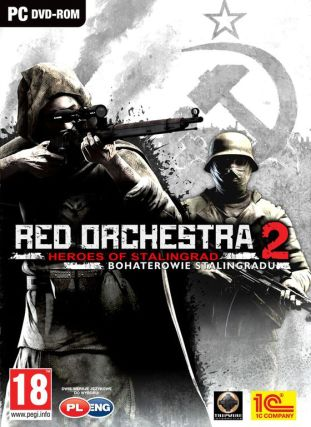 Red Orchestra 2: Heroes of Stalingrad - wersja cyfrowa