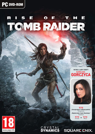 Rise of the Tomb Raider - wersja cyfrowa