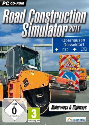 Road Construction Simulator 2011 - wersja cyfrowa