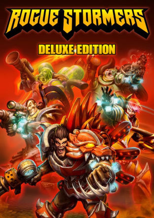 Rogue Stormers - Deluxe Edition - wersja cyfrowa