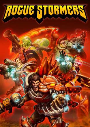 Rogue Stormers - wersja cyfrowa