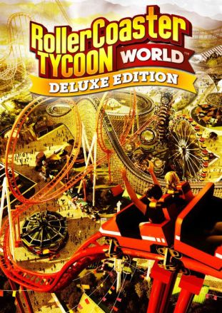 RollerCoaster Tycoon World: Deluxe - wersja cyfrowa