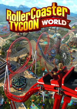 RollerCoaster Tycoon World - wersja cyfrowa