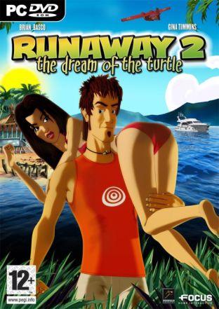 Runaway 2: The Dream of The Turtle - wersja cyfrowa