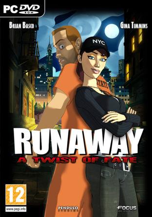 Runaway 3: A Twist of Fate - wersja cyfrowa