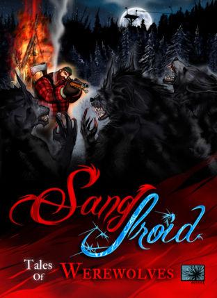 Sang Froid - Tales of Werewolves - wersja cyfrowa