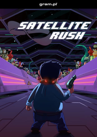 Satellite Rush (PC/MAC/LINUX)- wersja cyfrowa