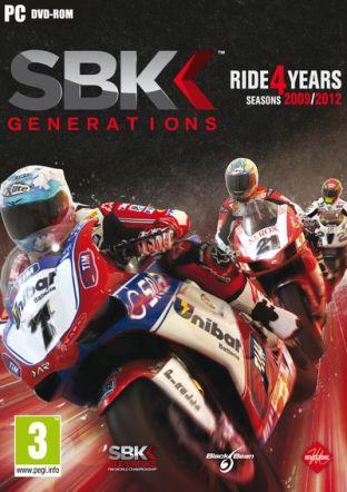 SBK 12 Generations - wersja cyfrowa