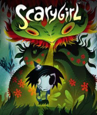 Scary Girl - wersja cyfrowa
