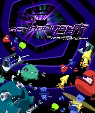 Schrodingers Cat and Raiders of the Lost Quark - wersja cyfrowa