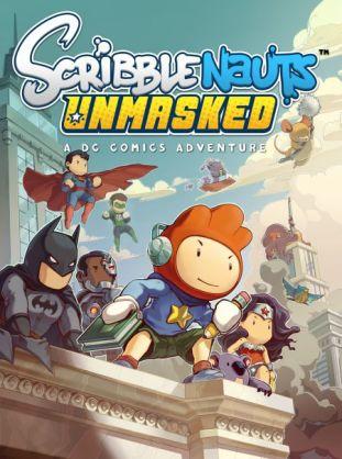 Scribblenauts Unmasked: A DC Comics Adventure - wersja cyfrowa