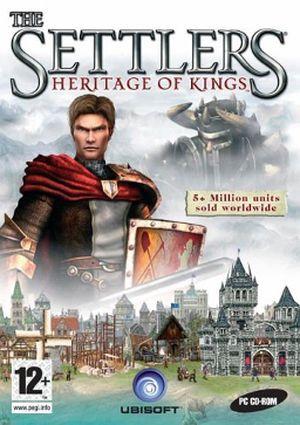 The Settlers: 5 Heritage of the Kings (EMEA) - wersja cyfrowa