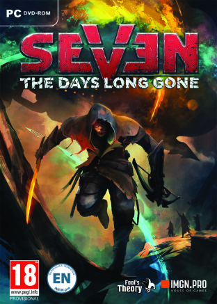 Seven: The Days Long Gone - wersja cyfrowa
