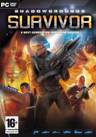 Shadowgrounds Survivor - wersja cyfrowa