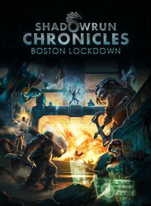 Shadowrun Chronicles: Boston Lockdown - wersja cyfrowa