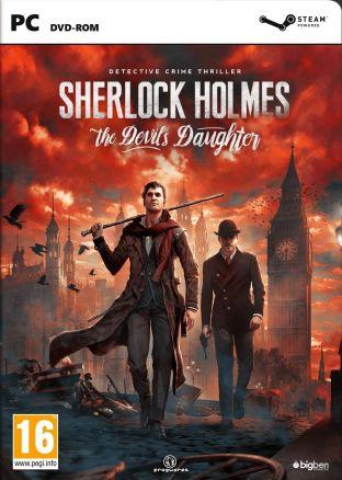 Sherlock Holmes: The Devils Daughter - wersja cyfrowa