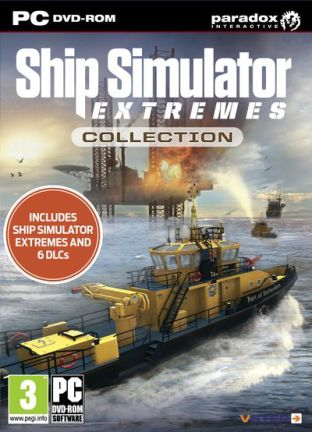 Ship Simulator Extremes Collection - wersja cyfrowa
