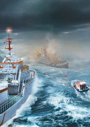 Ship Simulator: Maritime Search And Rescue - wersja cyfrowa