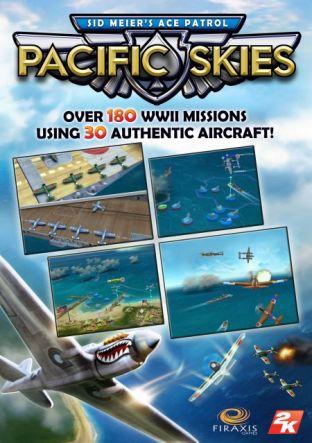 Sid Meier's Ace Patrol - Pacific Skies - wersja cyfrowa