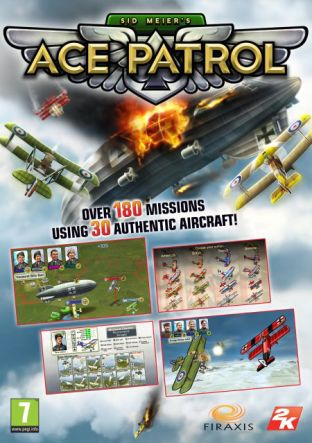Sid Meier's Ace Patrol - wersja cyfrowa