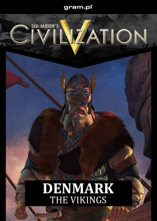 Sid Meiers Civilization V: Civilization and Scenario Pack: Denmark - The Vikings DLC MAC