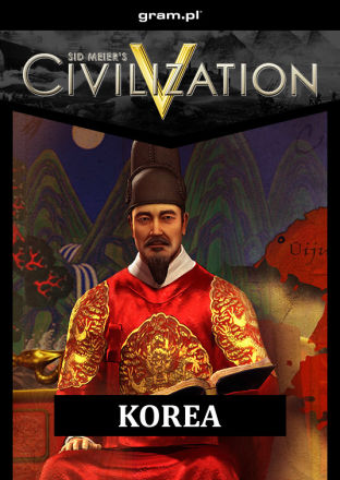 Sid Meiers Civilization V: Civilization and Scenario Pack: Korea DLC MAC