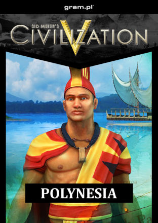 Sid Meiers Civilization V: Civilization and Scenario Pack: Polynesia DLC MAC