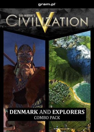 Sid Meier's Civilization V: Denmark and Explorers Combo Pack - DLC