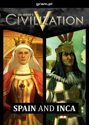 Sid Meiers Civilization V: Double Civilization and Scenario Pack - Spain and Inca DLC